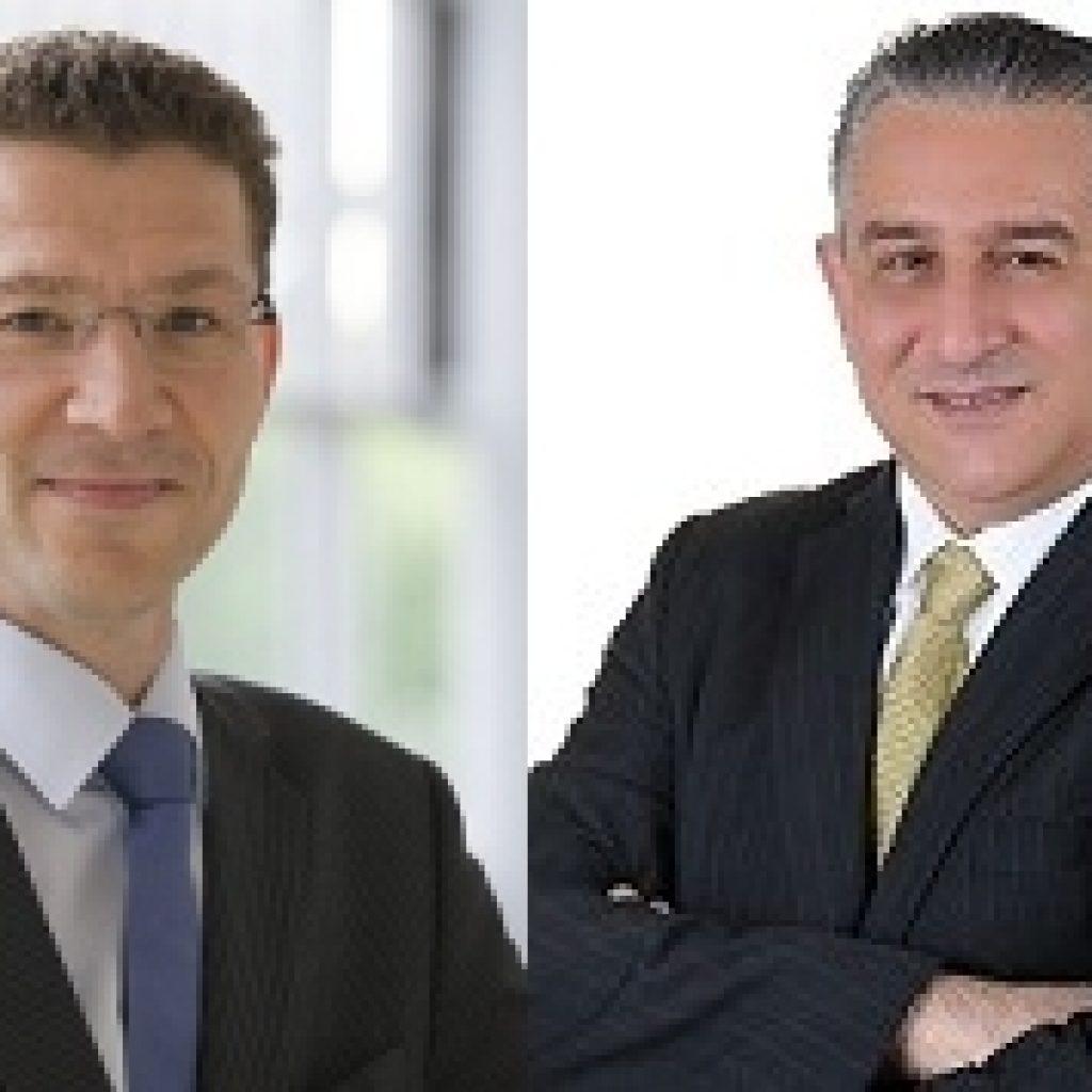 Ragıp Alan ve Wojciech Brzuska