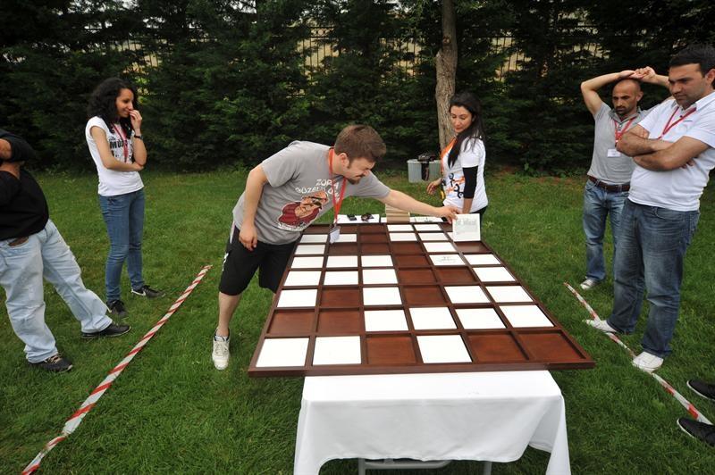 Takım Rolleri Outdoor Eğitimi