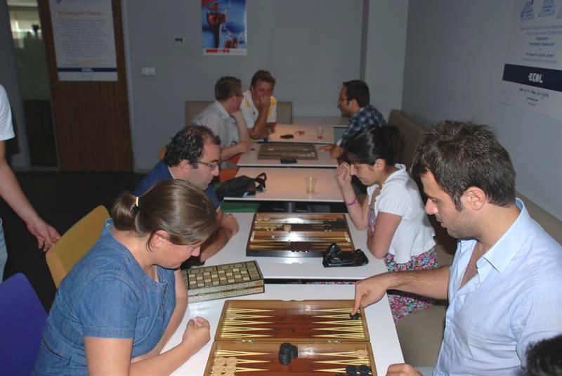 Tavla Turnuvası