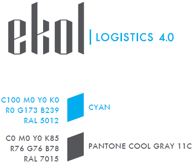 Ekol Logo Colors
