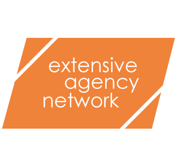 extensive agency network