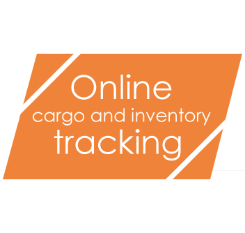 Online cargo and inventory tracking