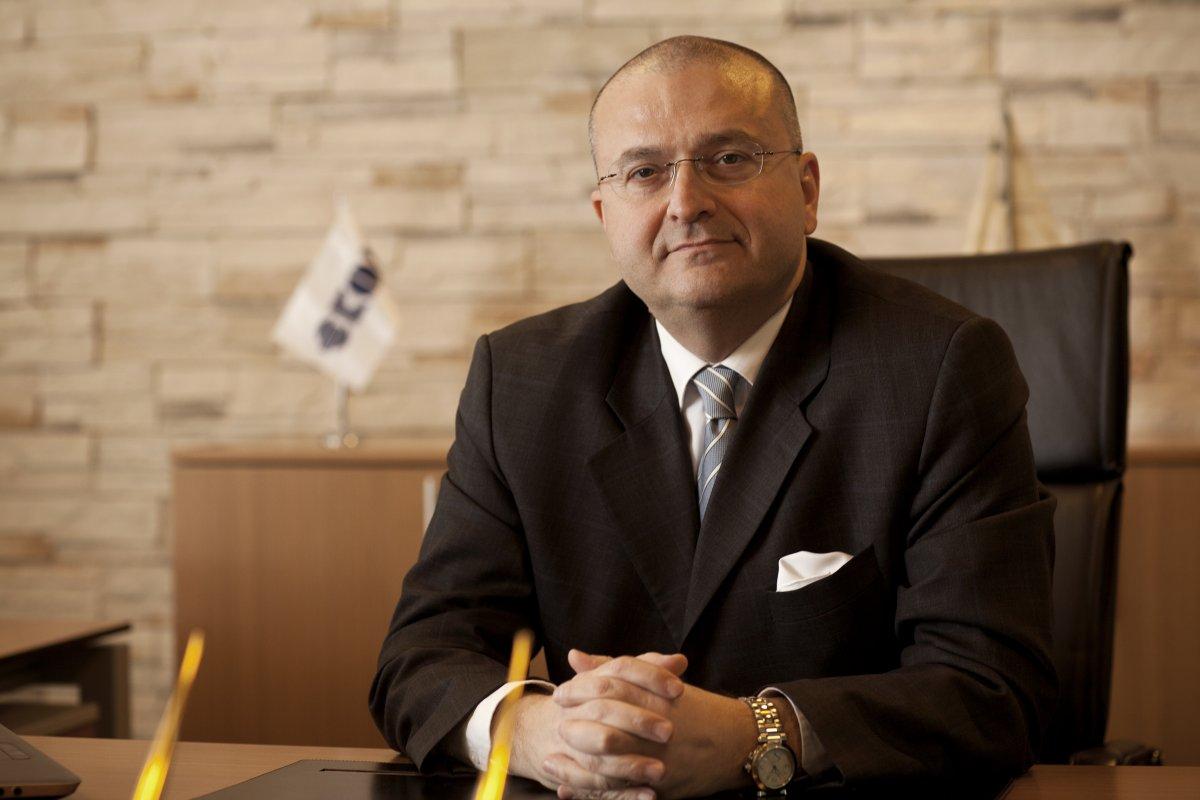 Ekol Lojistik CEO'su Tayfun Öktem