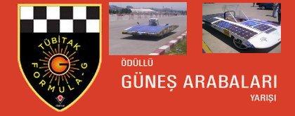 TUBİTAK - Formula G - Günes Arabaları Yarışı