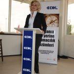 Ekol Lojistik Güney Marmara Bölge Yöneticisi Tülay Gül
