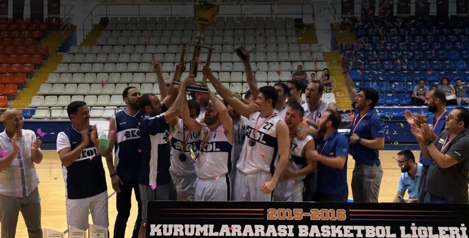 CBL Şampiyonu Ekol