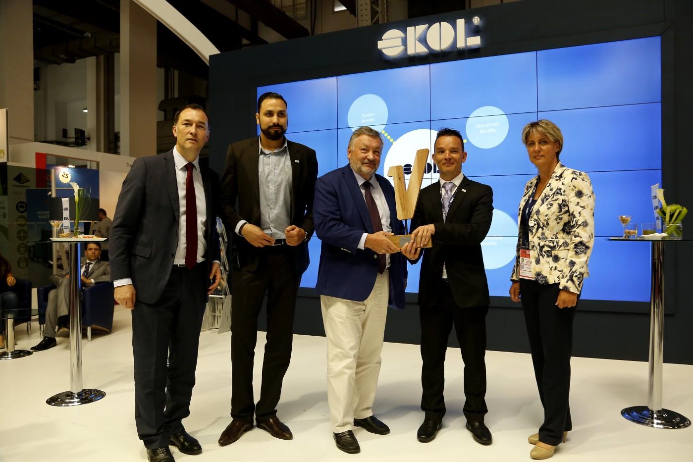 VIIA En İyi Partner Ödülü