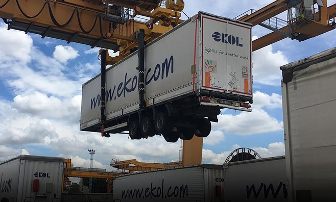 Ekol Logistics And VIIA Open A New Train Connection