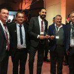 Ekol'ün Paris Sete Hattına Ödül