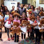 Ekol Gönüllüleri Macaristan Çocuk Hastanesi Ziyareti
