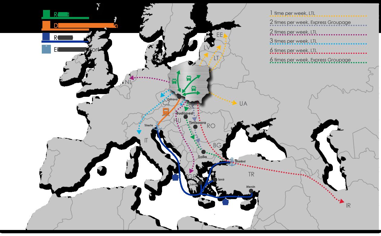Freight - Ekol Poland