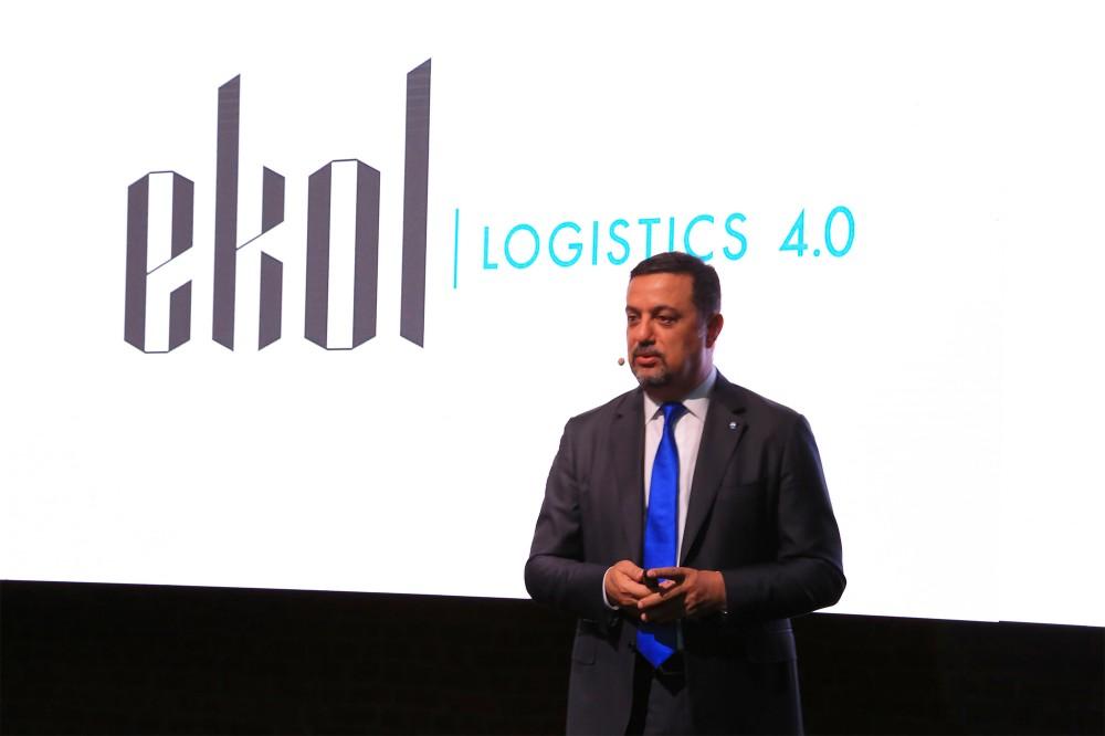 Ahmet Musul - Lojistik 4.0