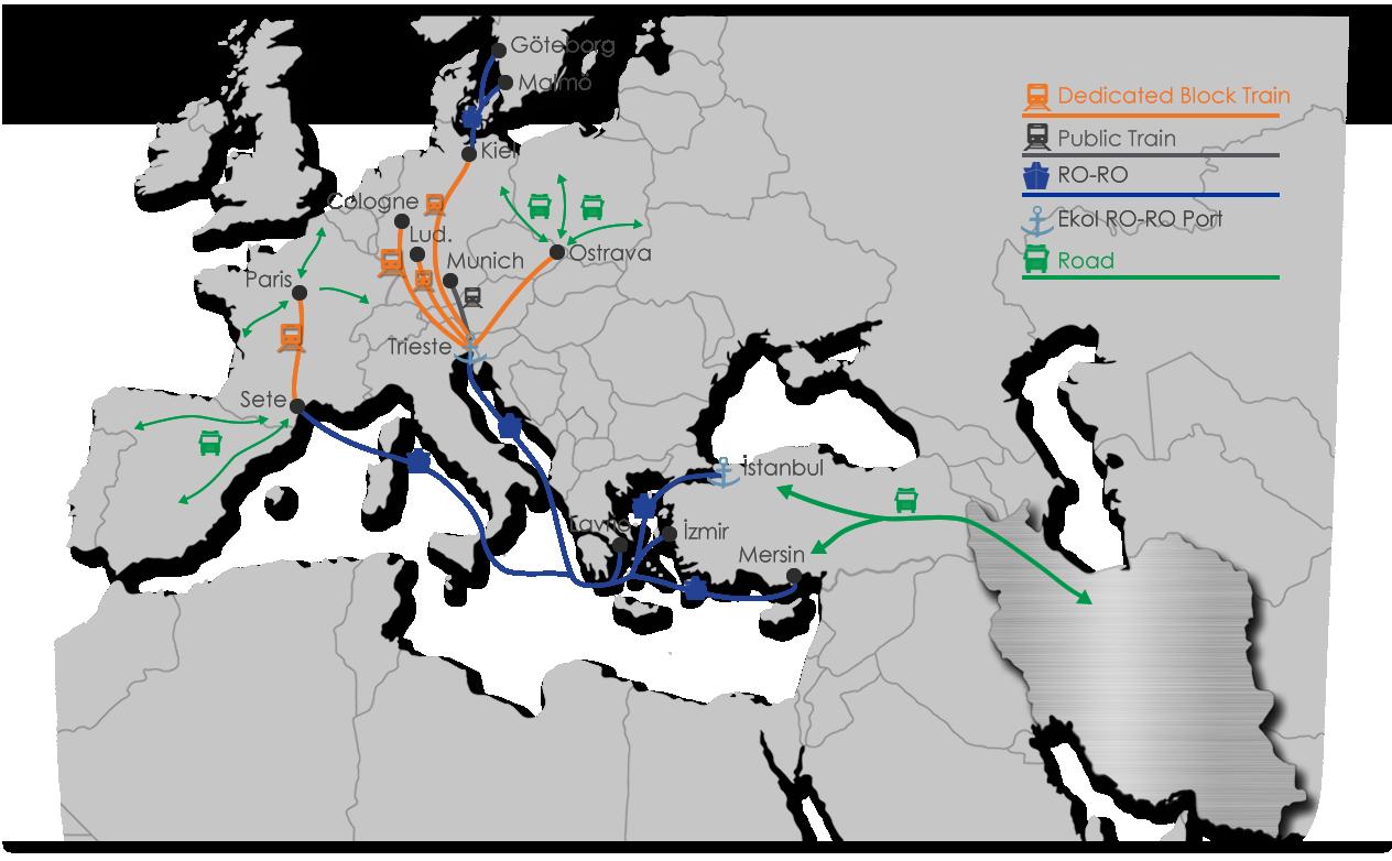 Iran Intermodal