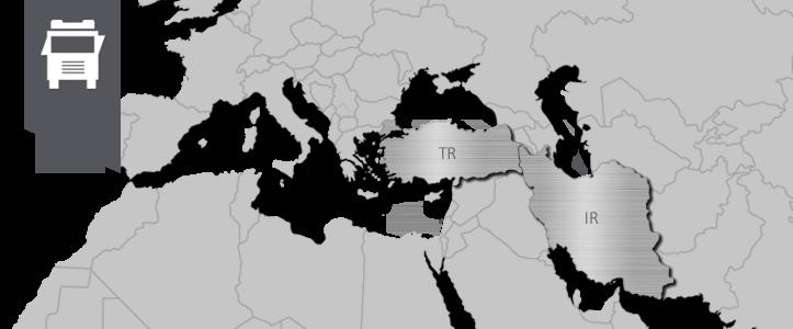 Türkiye-İran Kara Taşımacılığı ile Hizmet Kalitemizi İran'a Taşıyoruz