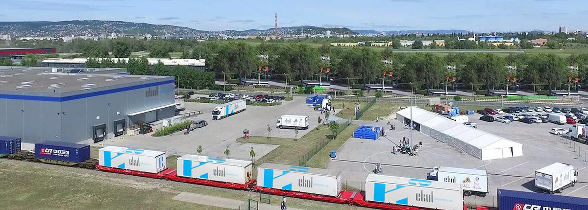Macaristan Almanya arasında blok tren seferi