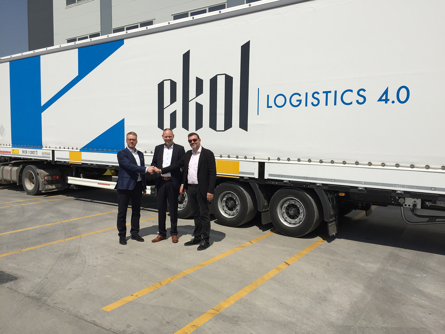 ekol logistics starts cooperation with blue water shipping