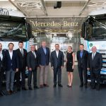 Ekol Bolsters its Fleet with Eco and Driver-Friendly Mercedes-Benz Actros Trucks