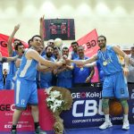 Ekol Celebrates Double Championship