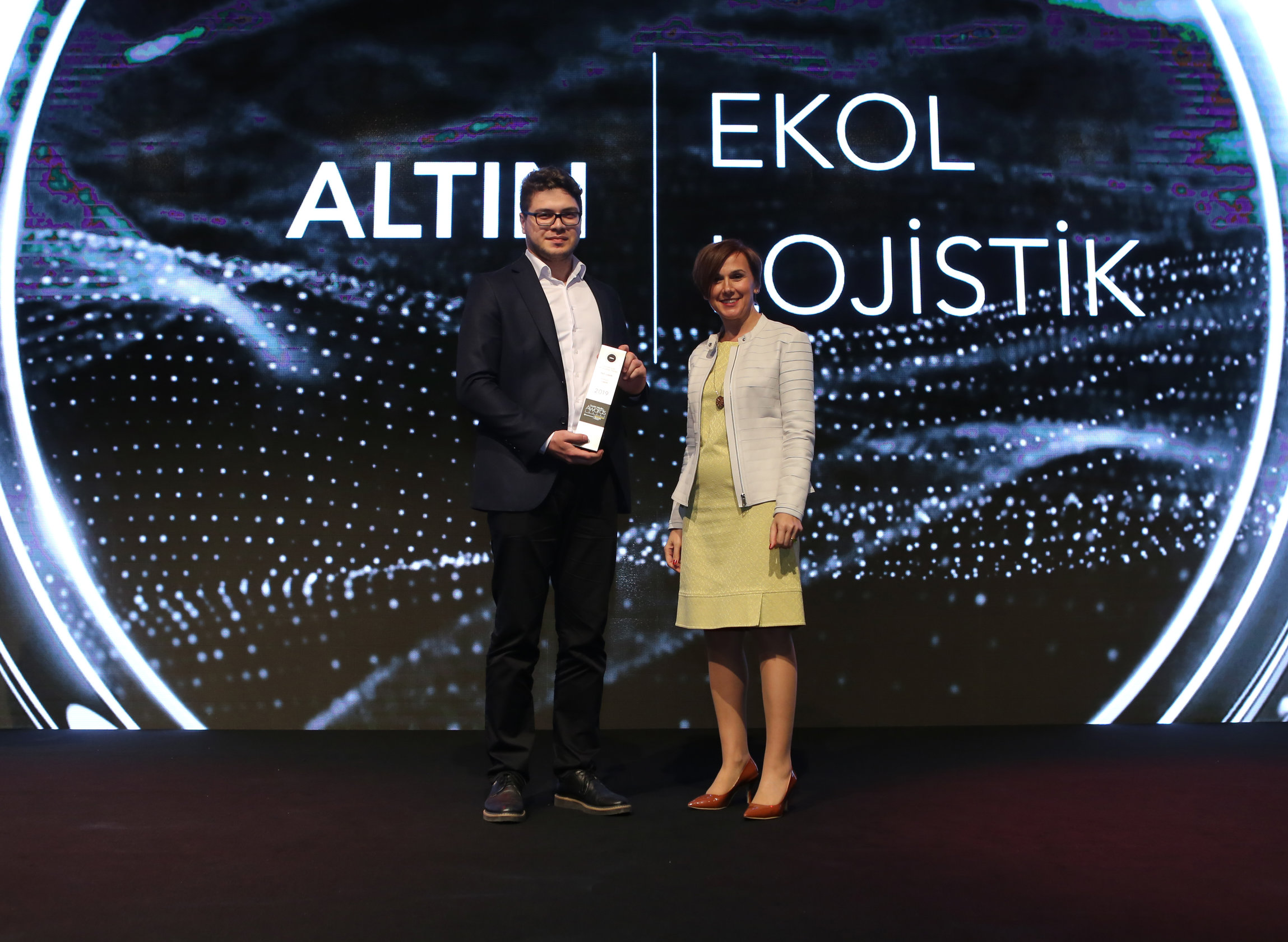 Ekol, Social Media Awards Turkey'de Sektör Birincisi