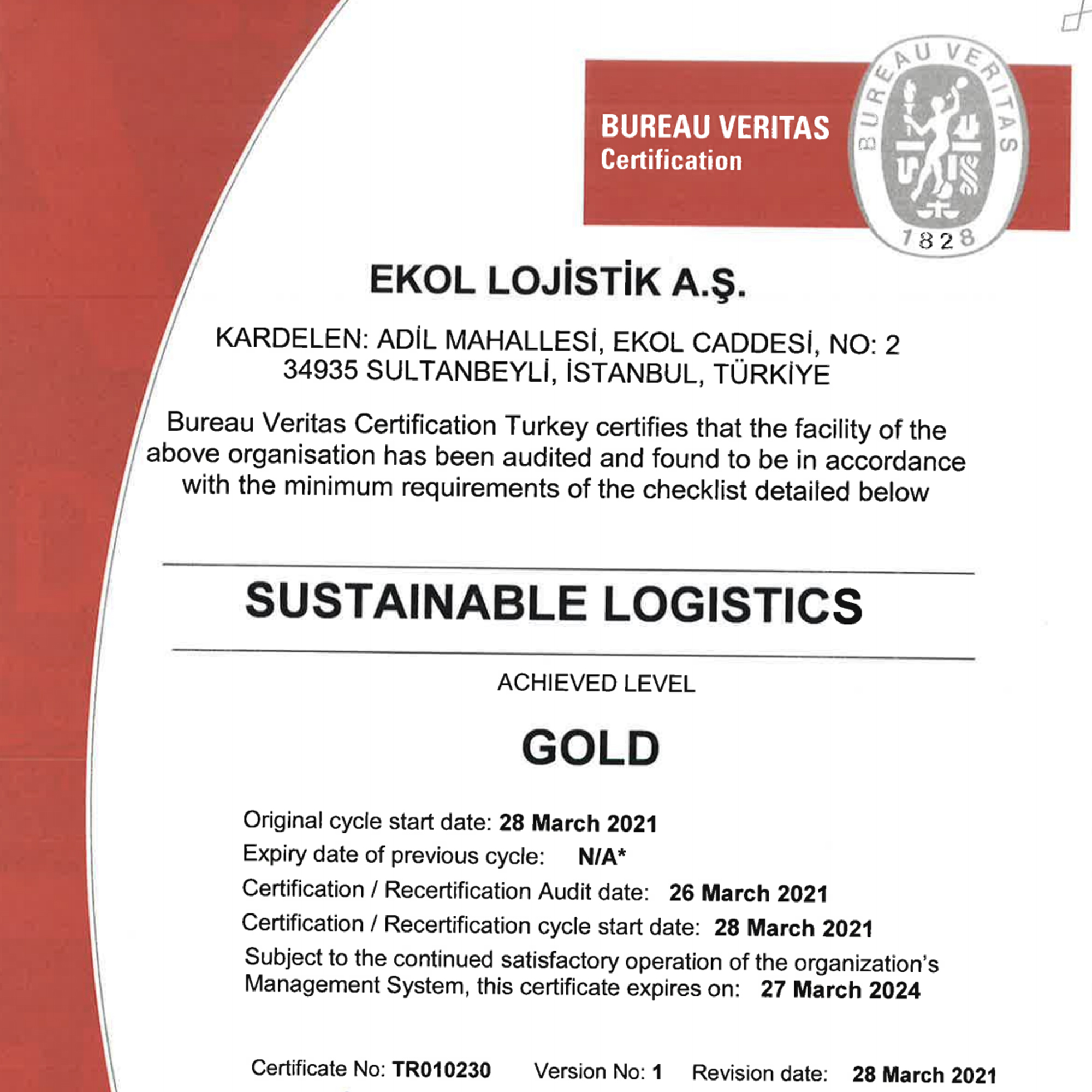 Ekol Takes Its Leadership in Sustainability to The Next Level