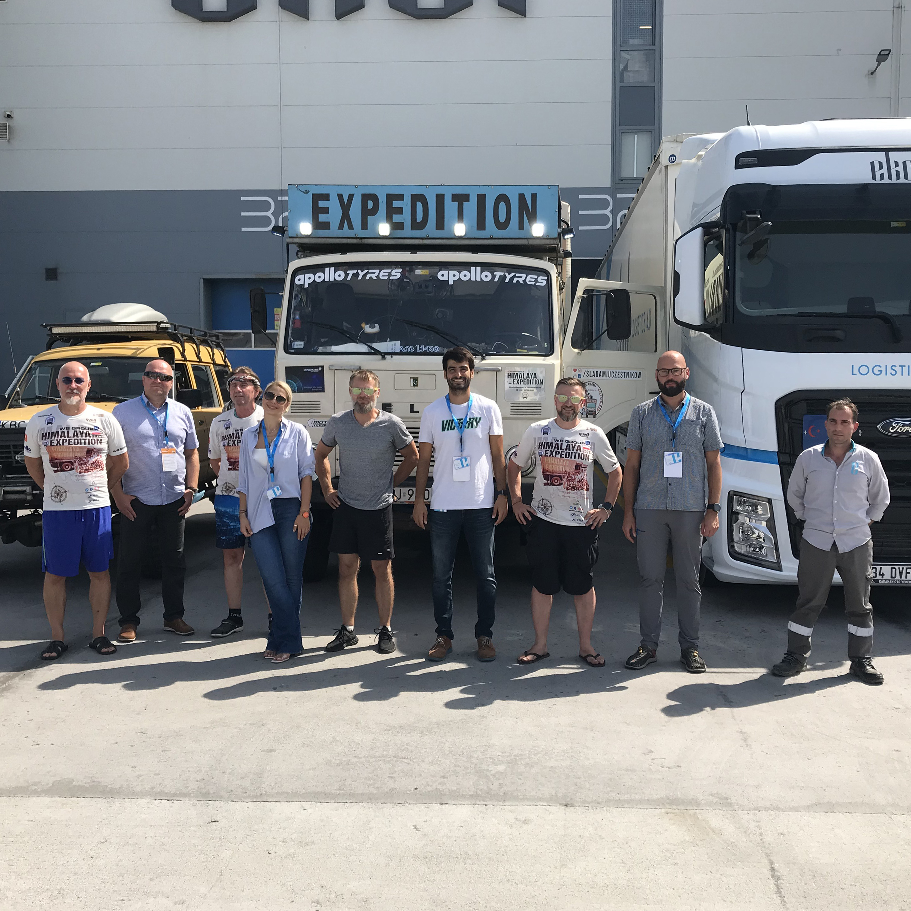 Ekol Supports Connection Between Europe And Asia